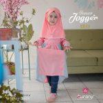 Aurany Jilbab Segiempat - Distributor Gamis Syari Branded