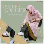 Aurany Inner Jogger Army - Agen Rok Celana Muslimah