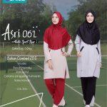 Baju Olahraga Muslimah Alnita ASRI 06L - Distributor Alnita