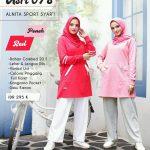 Baju Renang Alnita ABR 01 Abu Tua - Distributor Alnita