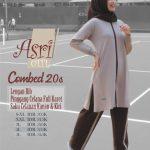 Baju Olahraga Muslimah Alnita ASRI 013 - Distributor Alnita