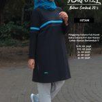 Baju Renang Alnita ABR 03 Navy - Distributor Alnita