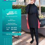 Baju Olahraga Muslimah Alnita ASRI 019s - Distributor Alnita