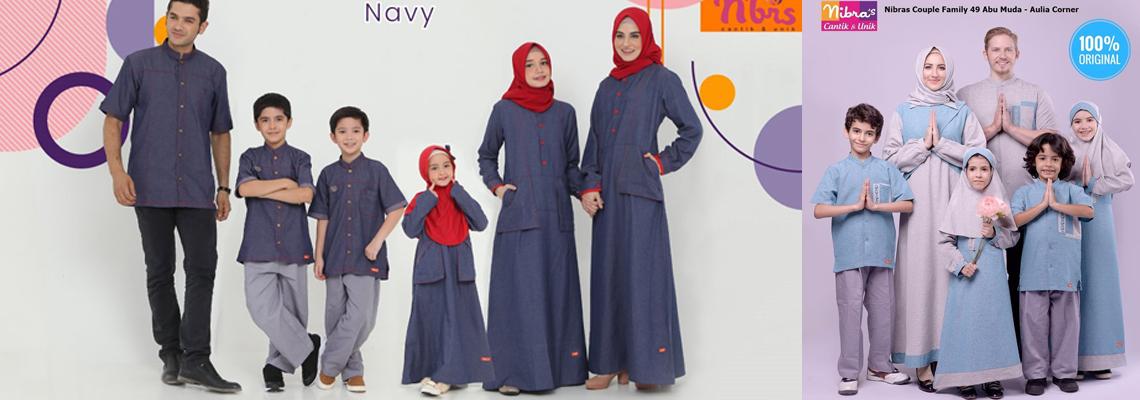 Distributor Gamis Syari Branded