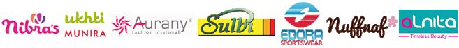saliha online - Distributor Gamis Syari Branded
